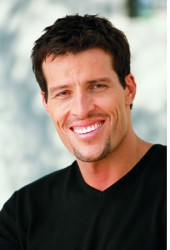 Make Anthony Robbins Picture Quote