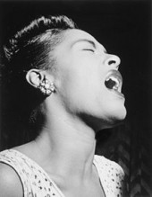 Billie Holiday Quote Picture