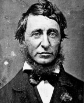 Make Henry David Thoreau Picture Quote