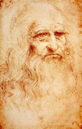 Leonardo Da Vinci Quote Picture