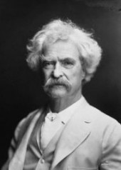 Mark Twain Quote Picture
