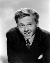 Quote Picture From Mickey Rooney