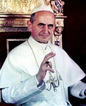 Picture Quotes of Pope Paul VI