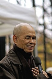 Picture Quotes of Thich Nhat Hanh