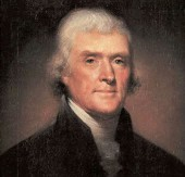 More Quotes by Thomas Jefferson